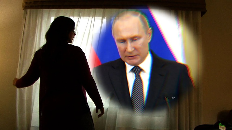 Woman Claims She's In Relationship With Russian President Vladimir Putin, He Communicates With He…