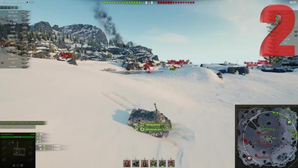 5 Самых худших веток для прокачки World of Tanks