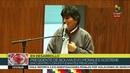 Presidente Evo Morales La lucha no termina acá