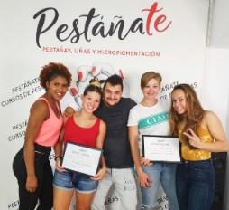 225 лидов за 4 месяца на бьюти-курсы в Испании по испаноговорящей аудитории, изображение №8