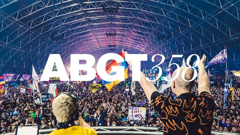 Group Therapy 358 with Above Beyond and The Thrillseekers