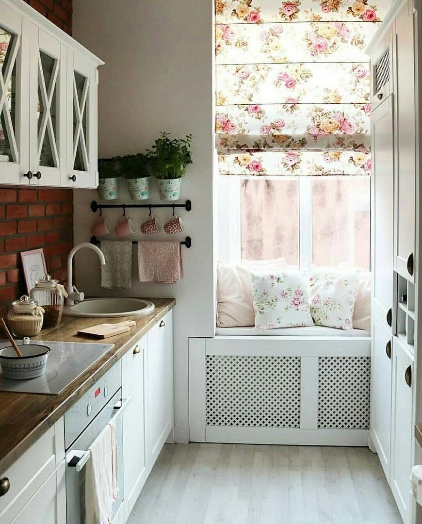 5 маленьких кухонь, в которых задействовано все полезное пространство, изображение №10
