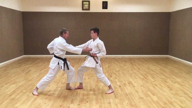 SKIF Kihon Ippon Kumite - Chudan 1 - 6