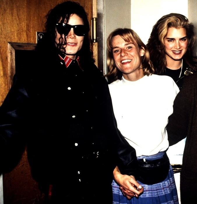 Дамы сердца Майкла Джексона. Брук Шилдс., изображение №6