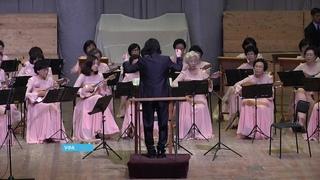 Уфа стала первой точкой всероссийских гастролей корейского оркестра мандолин