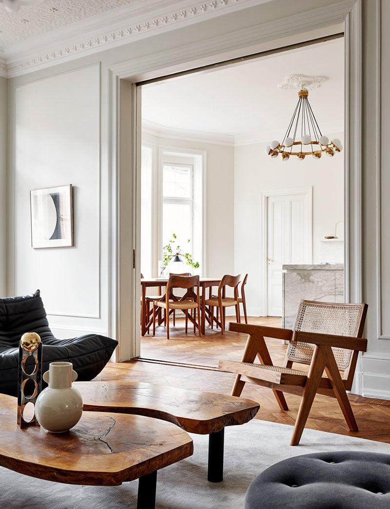 Идеальная кухня для классического пространства
