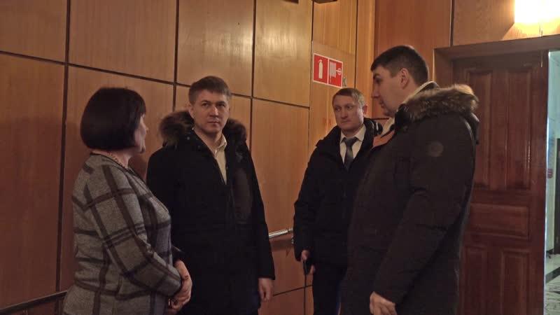 Рабочий визит заместителя Премьер министра Правительства РБ Фанура Ягафарова