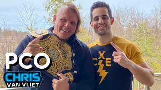 PCO on becoming ROH World Champ at age 51, The Kliq, losing his eye, The Quebecers, Walter