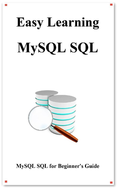 Easy Learning MySQL SQL by yang hu
