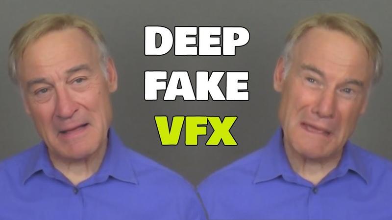Deep Fake VFX - Pity the poor impressionist by Jim Meskimen