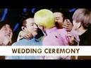 [P111] ENG EunHae HaeHyuk moments || Wedding Ceremony