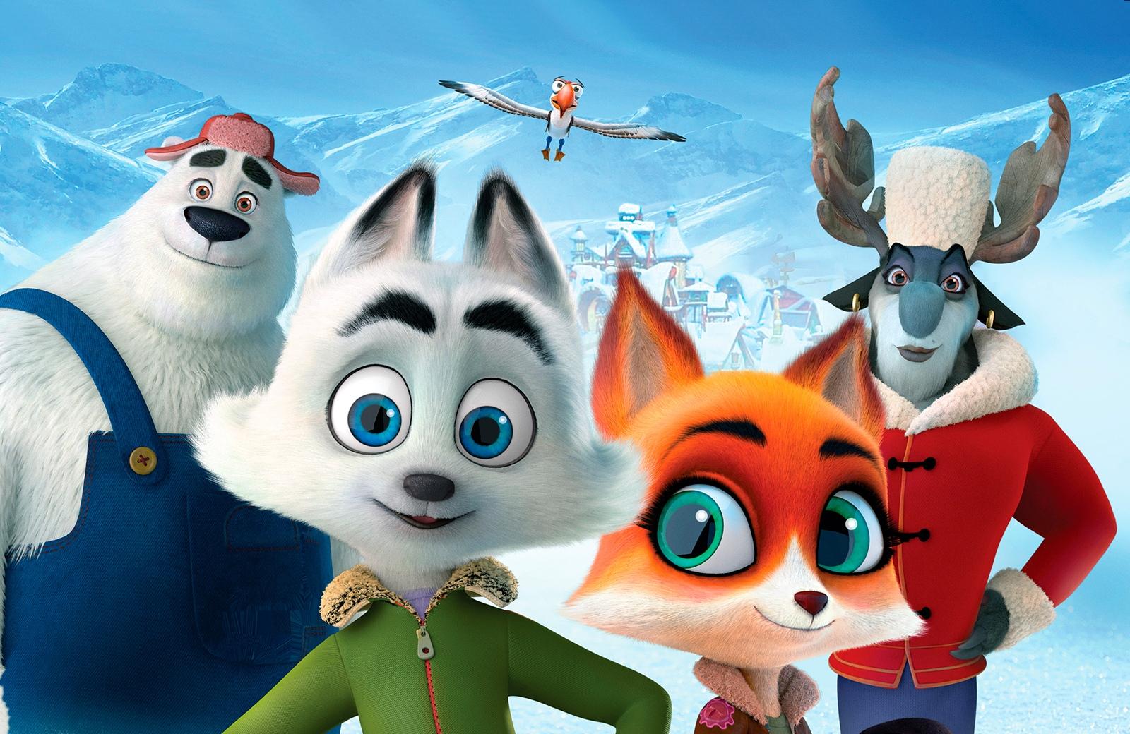 Стражи Арктики 2019 мультфильм в качестве hd бесплатно