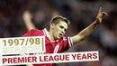 Every Goal from LFC's 1997 98 season | Teenage sensation Owen lights up scoring charts