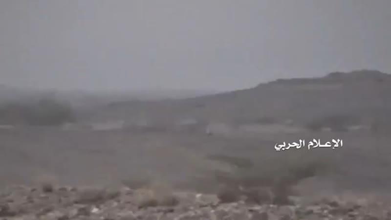 Хуситы отражают атаку хадистов в районе горы Аль Нар Хаджа