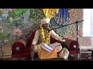 Матхура Бихари дас Прославление Шримад Бхагаватам из Падма-Пураны