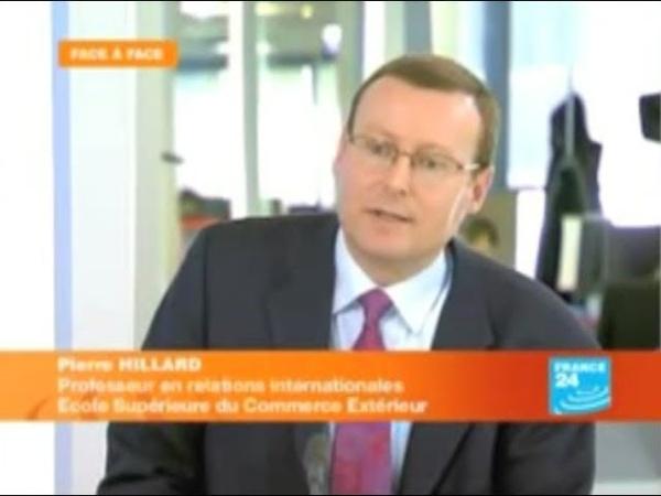 Pierre Hillard sur France 24 Des renforts pour l'Afghanistan 2008