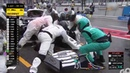 Formula 1 The best Mercedes pitstop in the 2019 German GP