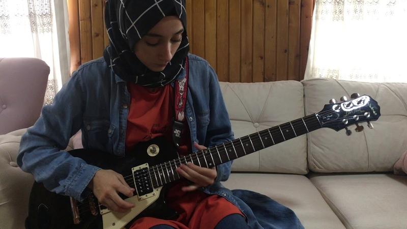 STEELHEART- She's Gone Guitar Solo