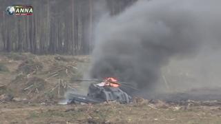 Ми-28Н разбился в Краснодарском крае || НОВОСТИ от ANNA NEWS на утро 12 декабря 2019
