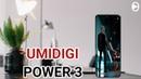 Umidigi Power 3 6150mah Battery Helio P60 48MP Camera