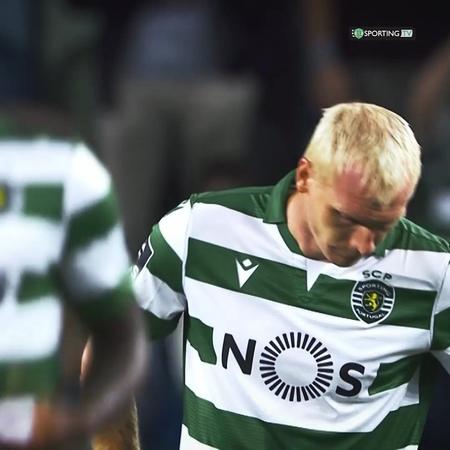 """Sporting Clube de Portugal on Instagram: """"Em terras holandesas, queremos conquistar os primeiros 3 pontos europeus! 🦁 SportingCP 🏆 UEL - 1.ª Jorn..."""