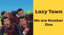 Lazy Town - We are Number One. Ukulele tutorial