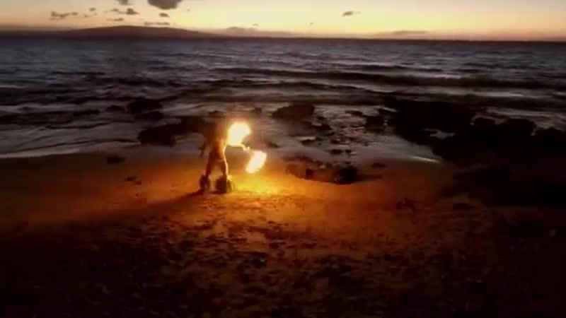 ALEPH - Im on Fire (2018) - MIRKO HIRSCH MIX - ITALO DISCO - Retro Clip