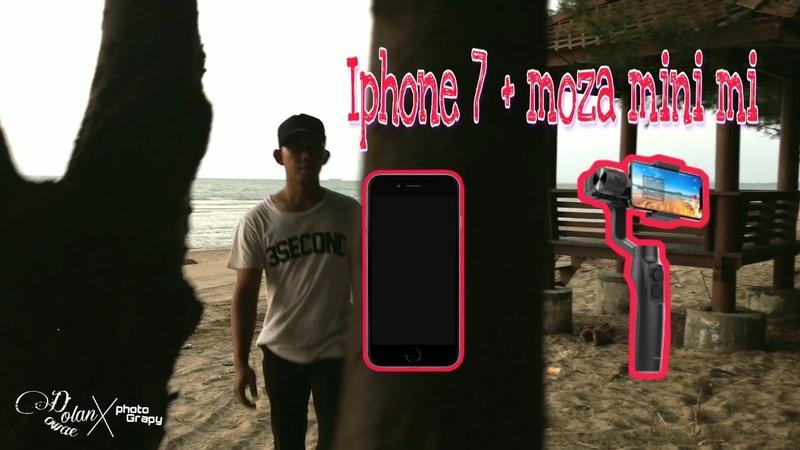 Iphone 7 moza mini mi ( Keren Pake Banget )
