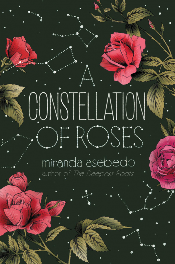 Miranda Asebedo - A Constellation of Roses (epub)