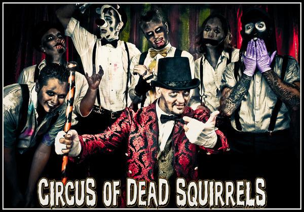 Дискография Circus Of Dead Squirrels 2004 - 2014