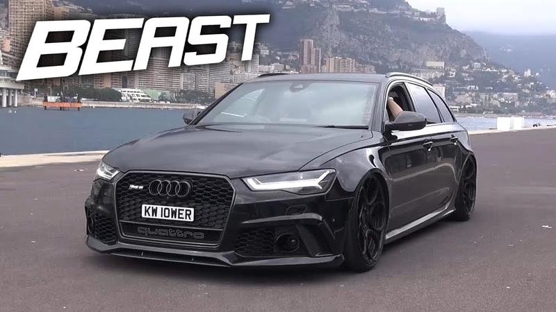 BEST Sounding Wagon EVER Audi RS6 C7 Avant Exhaust Sounds Milltek Akrapovic More