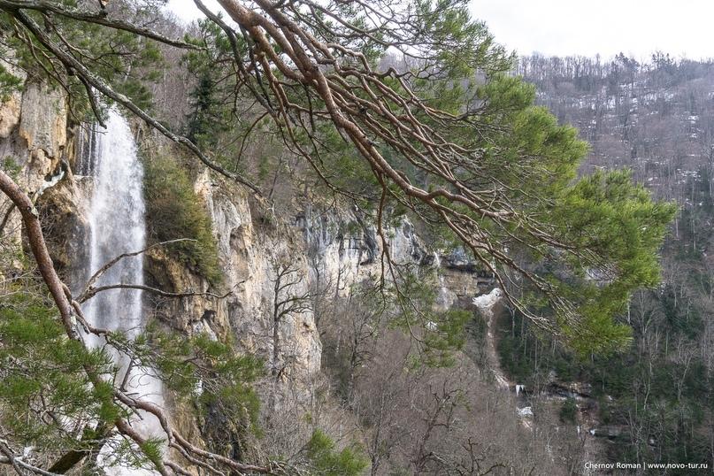 29 февраля | Монахов водопад | Встречаем весну, изображение №1
