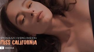 DJ Serg & Simon Blaze - Miss California (feat. Rashon) (VIDEOHUB) #enjoybeauty