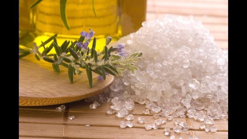Энергетические практики с солью Восстановление сил снятие блоков