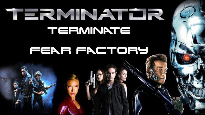 Terminator Multifandom Tribute - Terminate