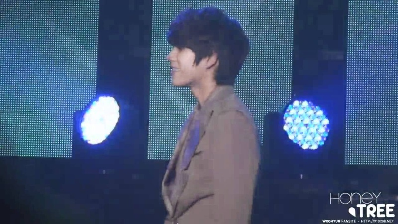111110 Infinite Be Mine Big5 Concert Woohyun Focus mp4