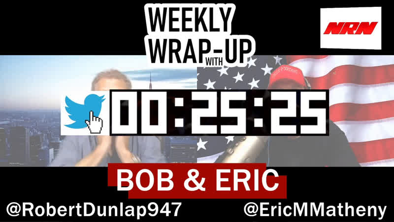 Weekly Wrap Up With Bob Eric: Michael Avenatti Joe Biden Andrew McCabe Special Guest Congressional Candidate Tracy Lovvorn