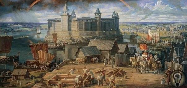 Аркона - древнеславянская святыня на острове Руян Рассказ о нелегкой судьбе западный славян в их противостоянии крестоносцам был бы неполон без упоминания легендарного религиозного центра -