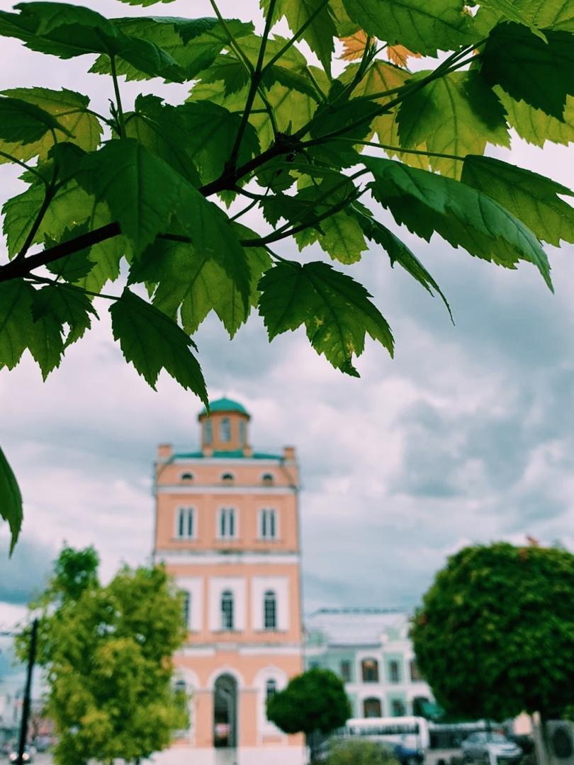 Водонапорная башня им. А.В. Ермакова