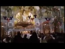 Orthodox Divine Worship Patriarch of Jerusalem Enters Cathedral