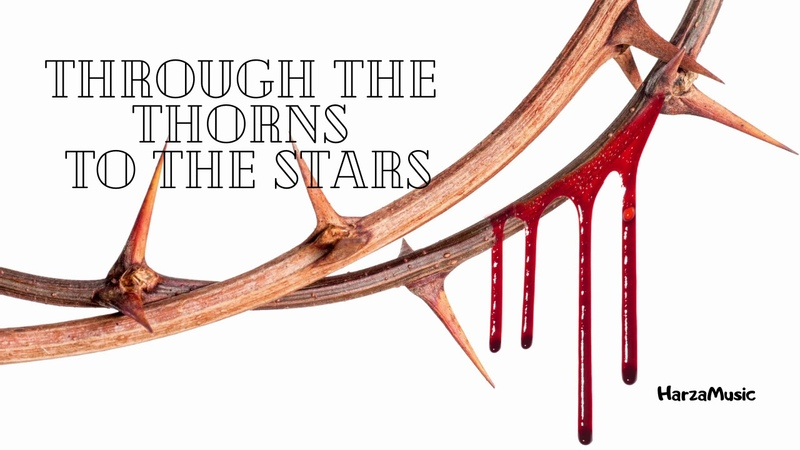 FREE KENDRICK LAMAR TYPE BEAT Instrumental HarzaMusic Through the thorns to the stars