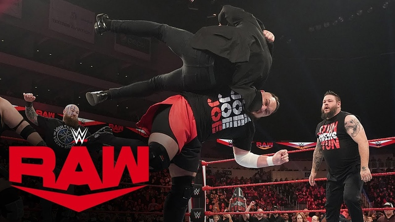 The Kingslayer The Monday Night Messiah welcomes his newest disciple Raw Jan 20 2020