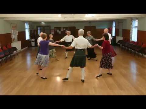 RSCDS Dunfermline Branch 90th Anniversary Dances - No. 11 Queen Margarets Crown