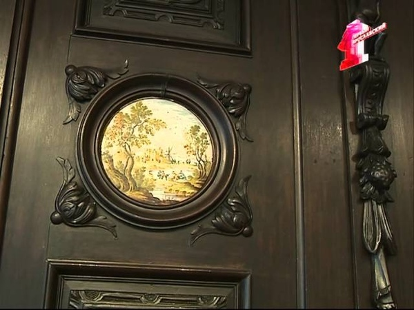 Из истории вещей Итальянская дверь мологского дипломата