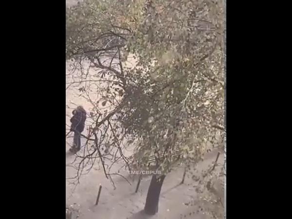 В Харькове ветеран АТО закинул гранату в квартиру бывшей жены приревновав её к новому ухажеру