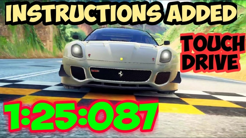 Asphalt 9 Touch Drive 60 FPS Ferrari 599XX EVO Grand Prix Instructions Added 1 25 087