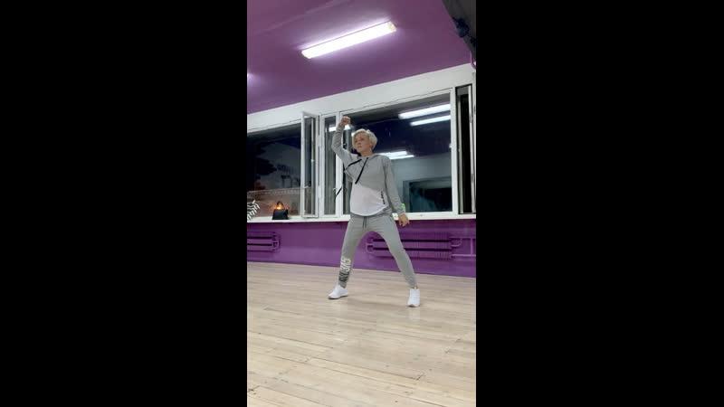 Juzz funk/ choreo by Vadim Koltunov/ Prospect