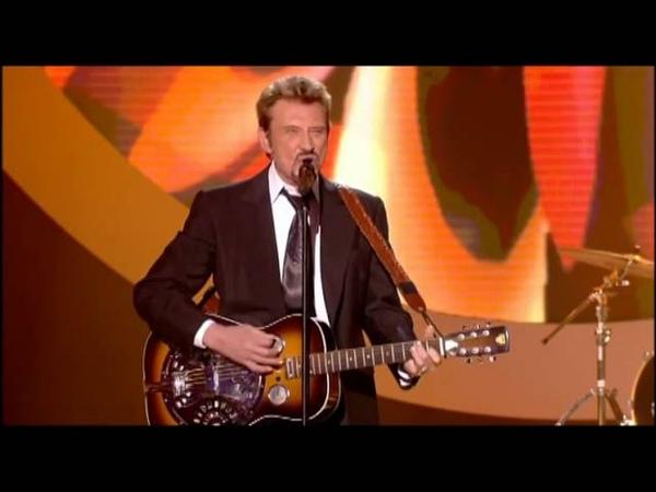 Johnny Hallyday - Chavirer les foules - Fête de la Chanson Française 2008