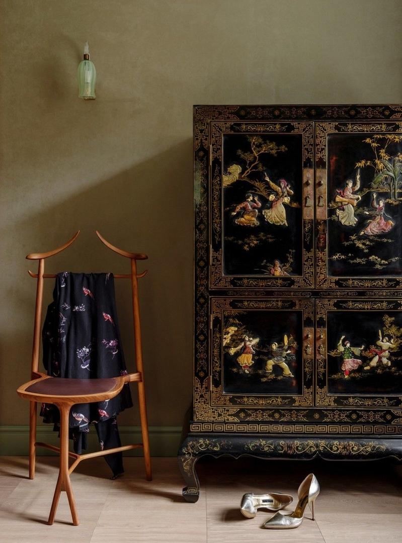 Интерьеры старинного особняка в Юрмале от Агнес Рудзите || 02