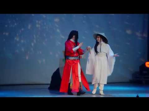 91. Shibuya22 2020 - Благословение небожителей - Се Лянь, Хуа Чэн, Ци Жун